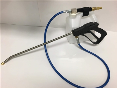 Carpet Cleaning Inline Injection Sprayer