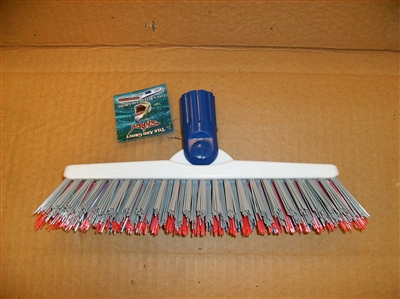 Tile And Grout Shark Brush